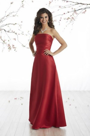 House of Wu Damas 52420 Quick Delivery Bridesmaid Dress
