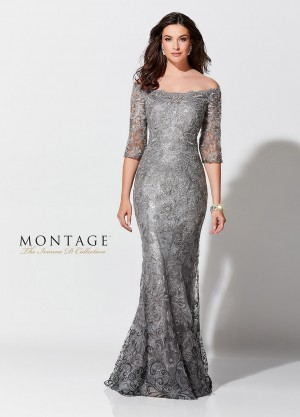 Ivonne D Exclusively for Mon Cheri  - Dress Style 118D07 In Stock