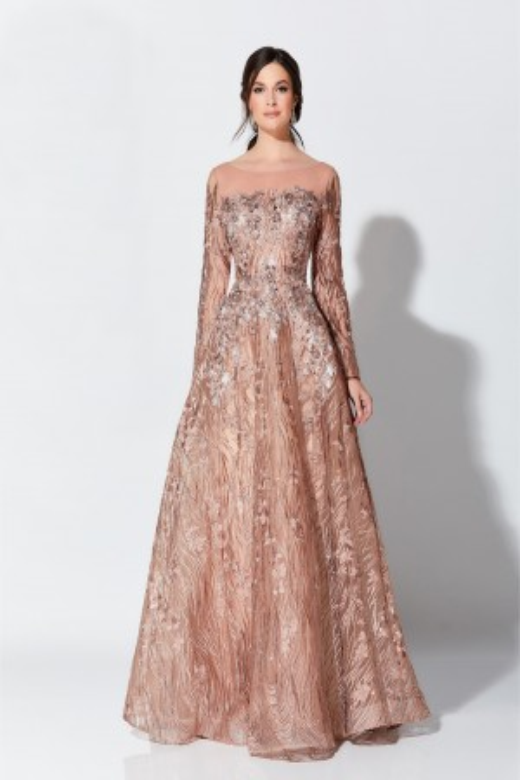 Ivonne D Exclusively for Mon Cheri - Dress Style 119D47A