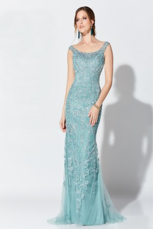 Ivonne D Exclusively for Mon Cheri - Dress Style 119D51