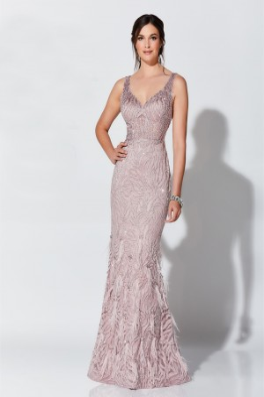 Ivonne D Exclusively for Mon Cheri - Dress Style 119D52