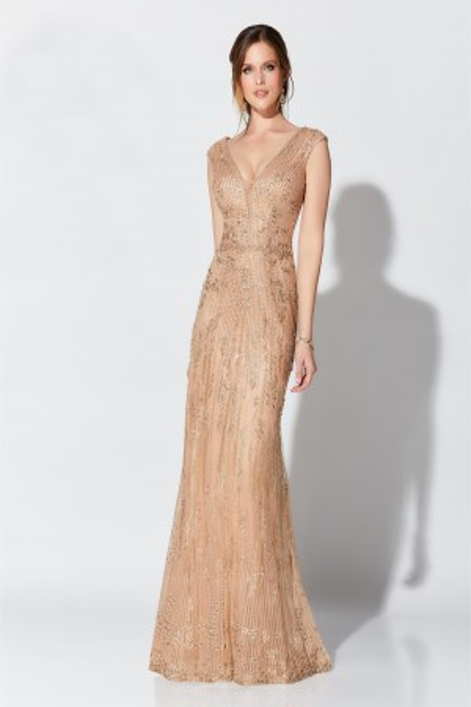 Ivonne D Exclusively for Mon Cheri - Dress Style 119D54