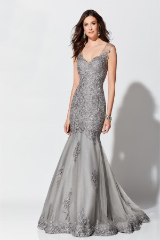 Ivonne D Exclusively for Mon Cheri - Dress Style 119D58