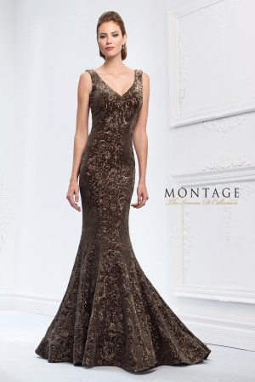 Ivonne D Exclusively for Mon Cheri - Dress Style 218D28