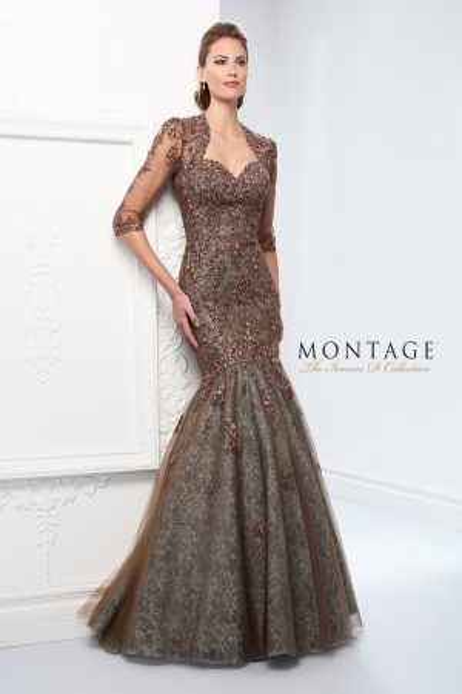 Ivonne D Exclusively for Mon Cheri - Dress Style 218D31