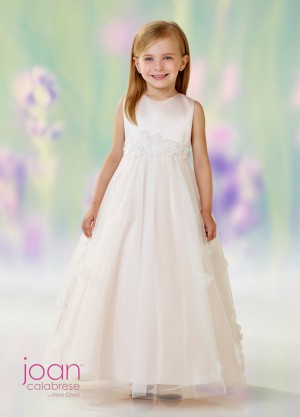 Joan Calabrese 118320 Empire Waist First Communion Dress