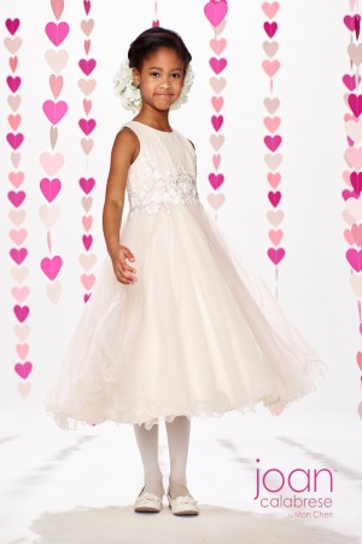 Joan Calabrese 217388 Flower Girl Dress