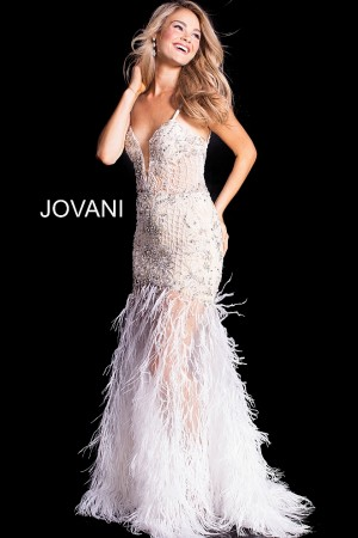 Jovani - Dress Style 37604
