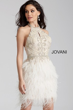 Jovani 45547 Short Party Dress