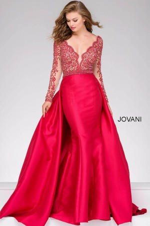 Jovani 46708 Pageant Dress