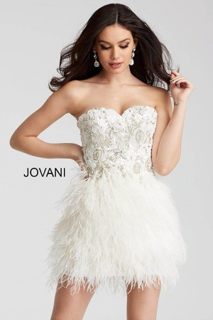 Jovani 50122 Short Party Dress