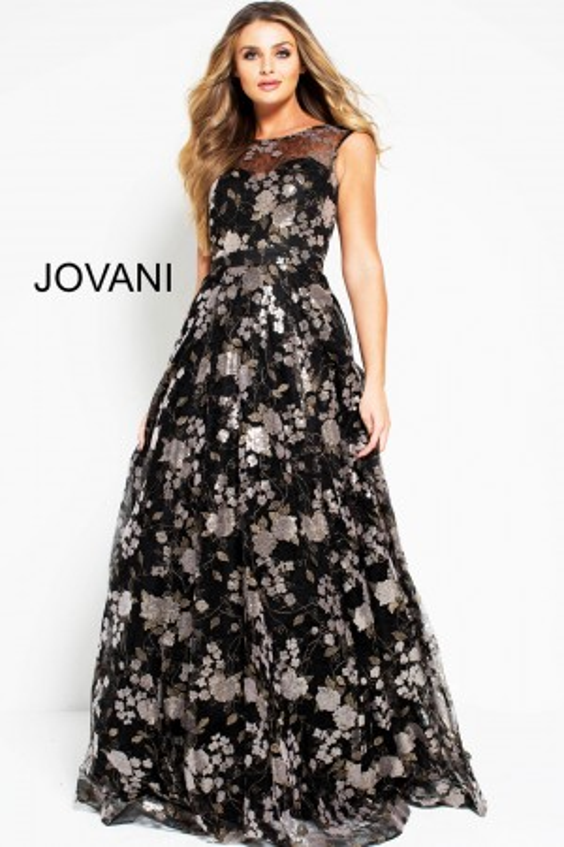 Jovani - Dress Style 52272