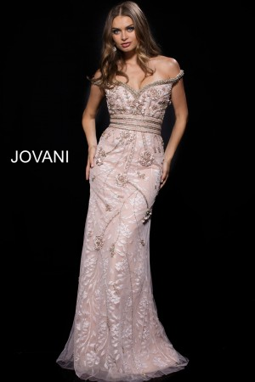 Jovani - Dress Style 53037
