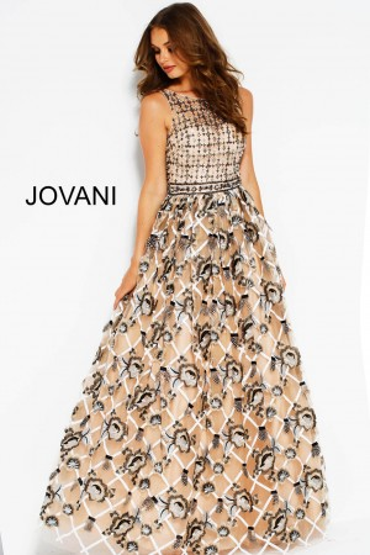 Jovani - Dress Style 53042