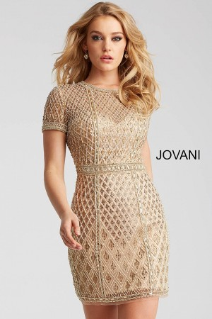 Jovani 53045 Short Dress