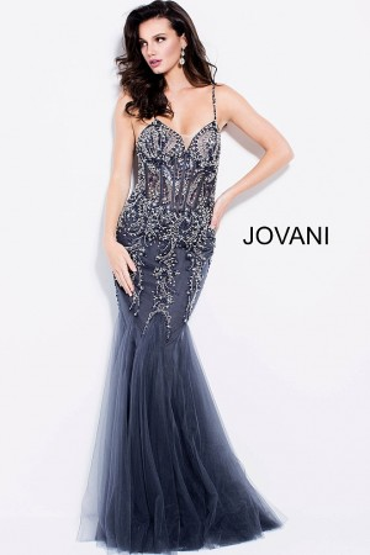 Jovani - Dress Style 53172