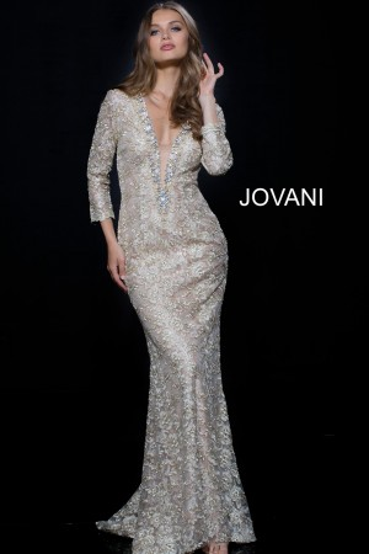 Jovani - Dress Style 54818