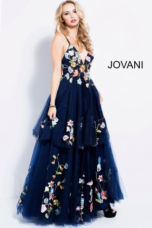 Jovani - Dress Style 54963