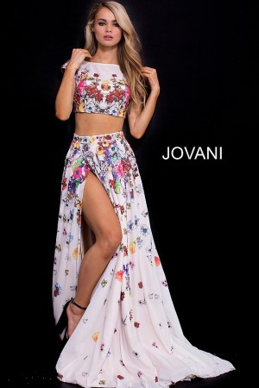 Jovani - Dress Style 55272