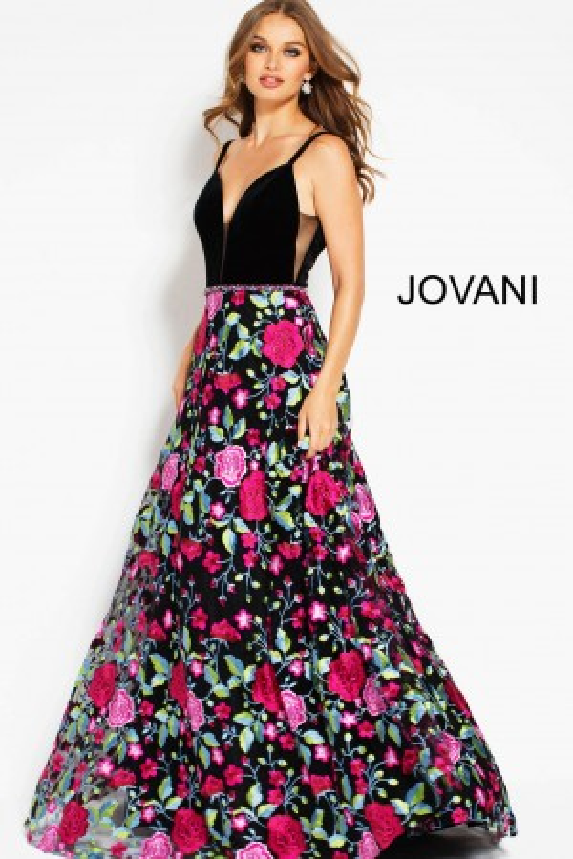 Jovani - Dress Style 55361