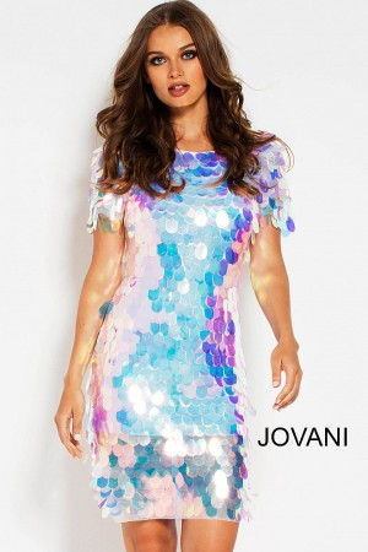 Jovani - Dress Style 55494