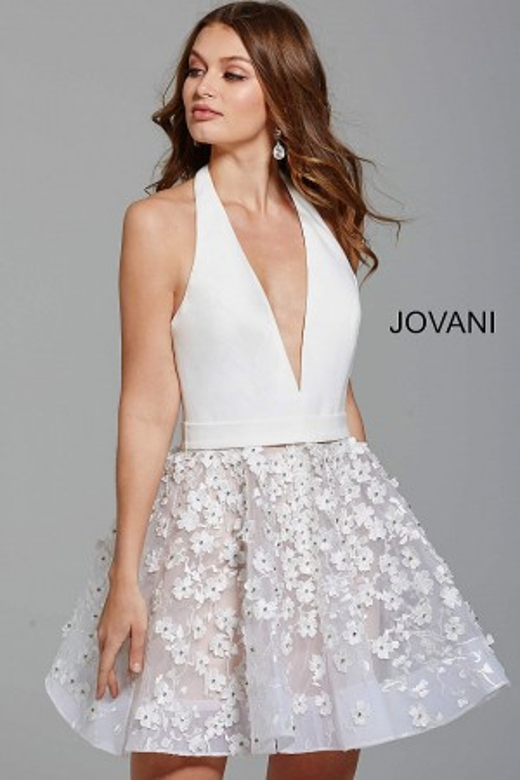 Jovani - Dress Style 55738