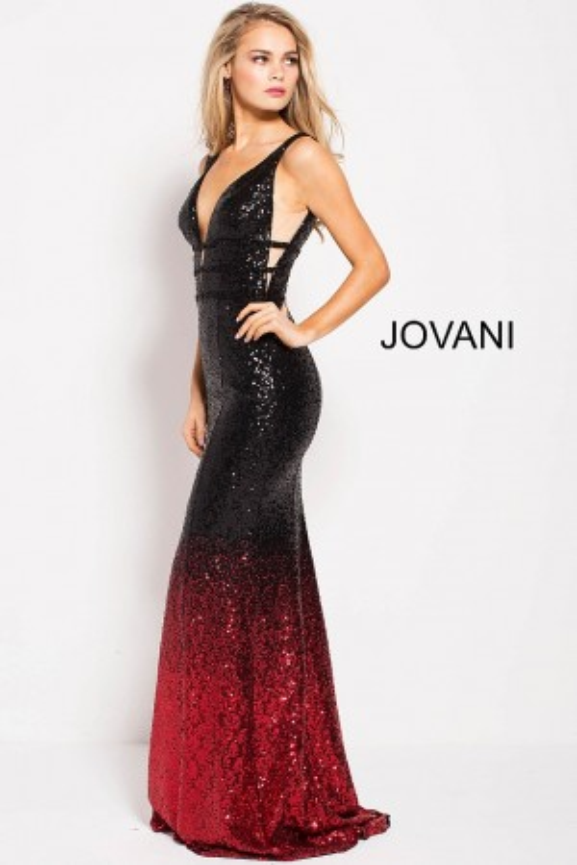 Jovani - Dress Style 56015