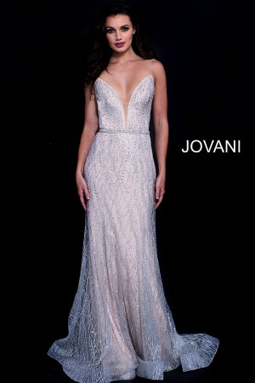 Jovani - Dress Style 56050