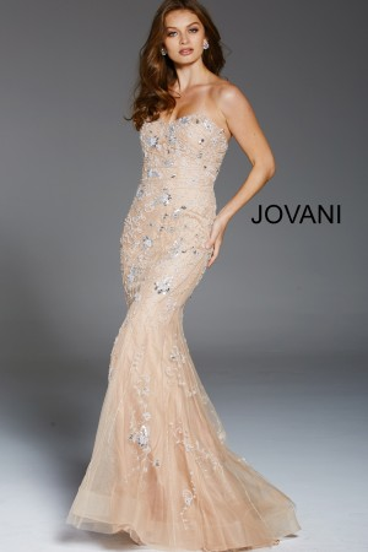 Jovani - Dress Style 56064
