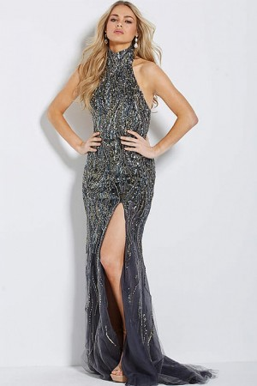 Jovani - Dress Style 57009