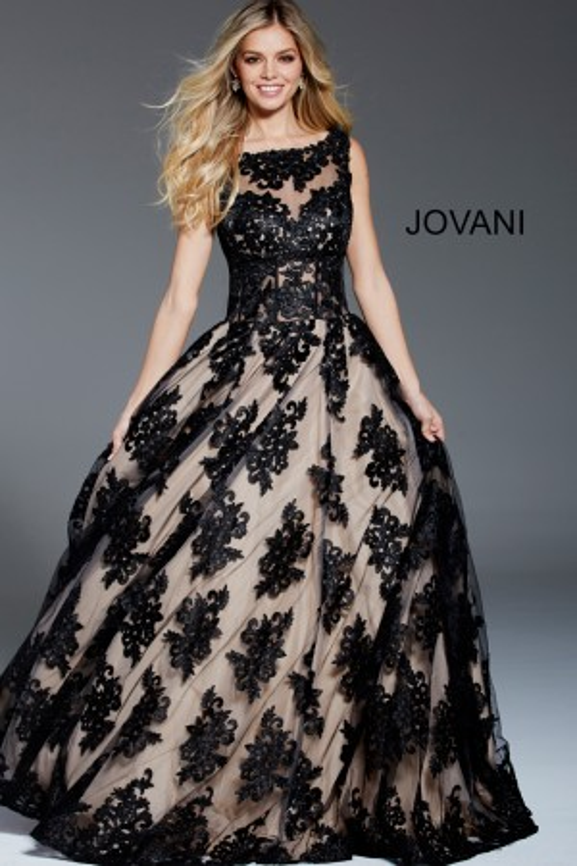 Jovani - Dress Style 57821