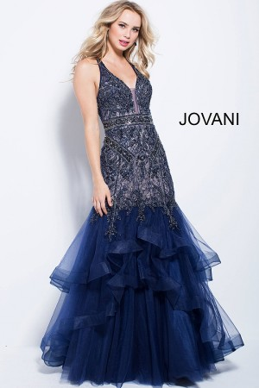 Jovani - Dress Style 58018