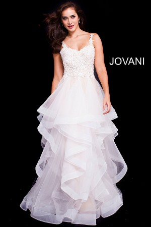 Jovani - Dress Style 58113