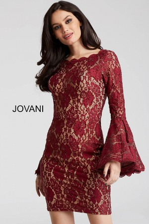 Jovani 58594 Cocktail Dress
