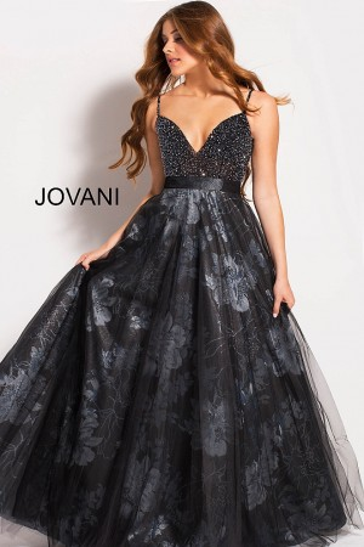 Jovani - Dress Style 58601