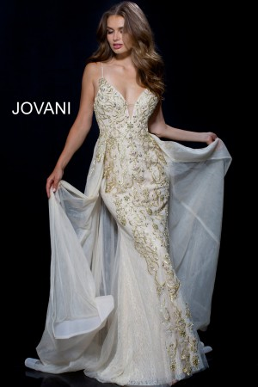 Jovani - Dress Style 58656