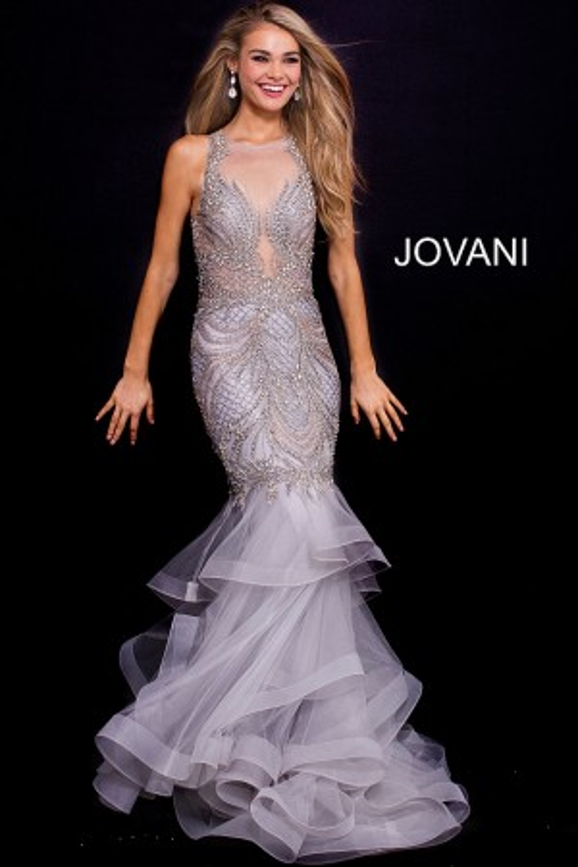 Jovani - Dress Style 59872