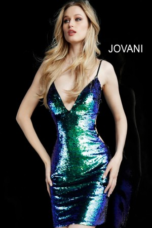 Jovani - Dress Style 60931