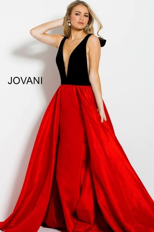 Jovani - Dress Style 61090