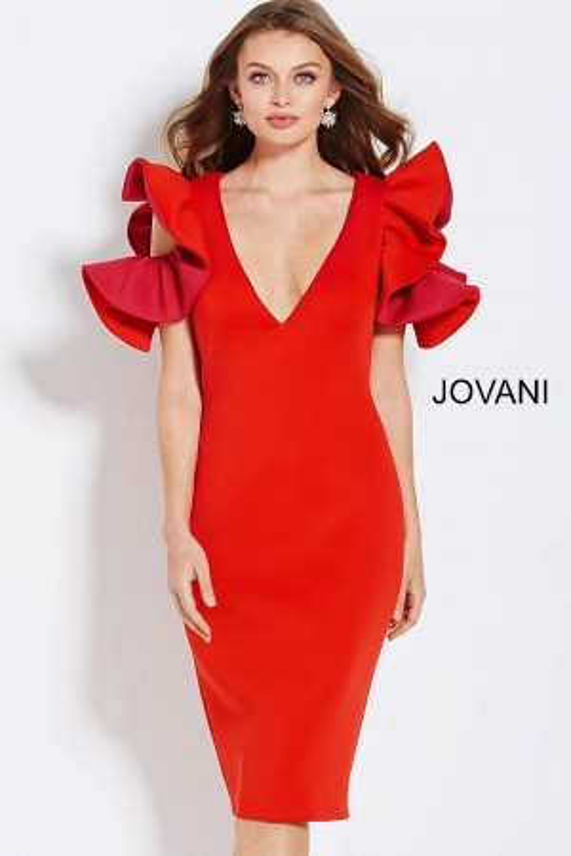 Jovani - Dress Style 61517