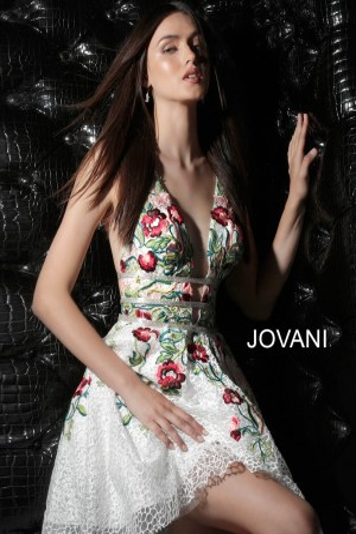 Jovani - Dress Style 61649