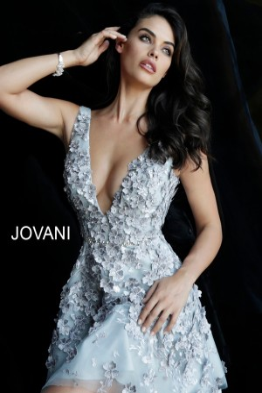 Jovani - Dress Style 62159