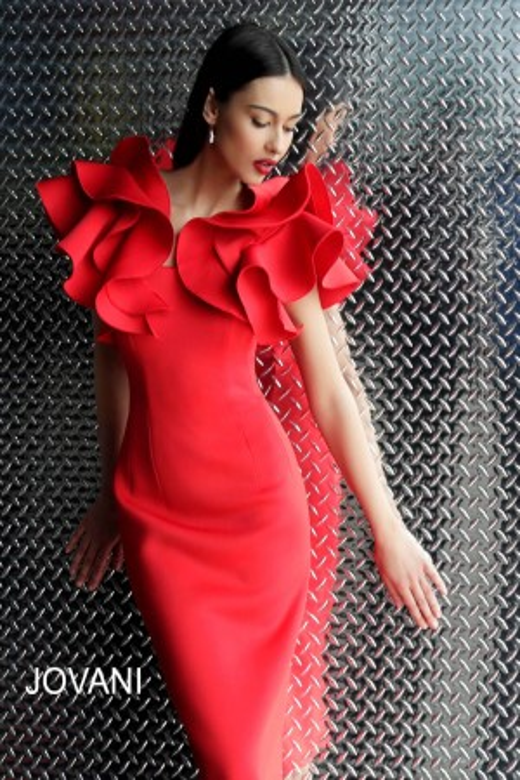 Jovani - Dress Style 63890