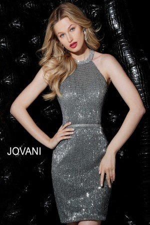 Jovani - Dress Style 64186