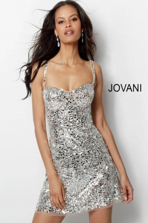Jovani - Dress Style 65970