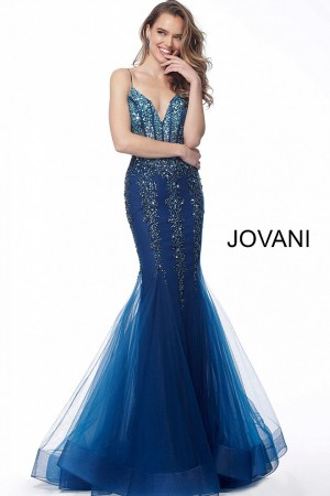 86de1a6e1fe Jovani 67034 Mermaid Silhouette Formal Dress