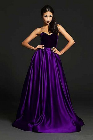 Jovani Couture - Dress Style 212211
