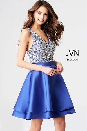 Jovani JVN54740 Homecoming Dress