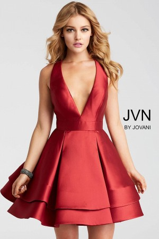 Jovani JVN55413 Short Dress