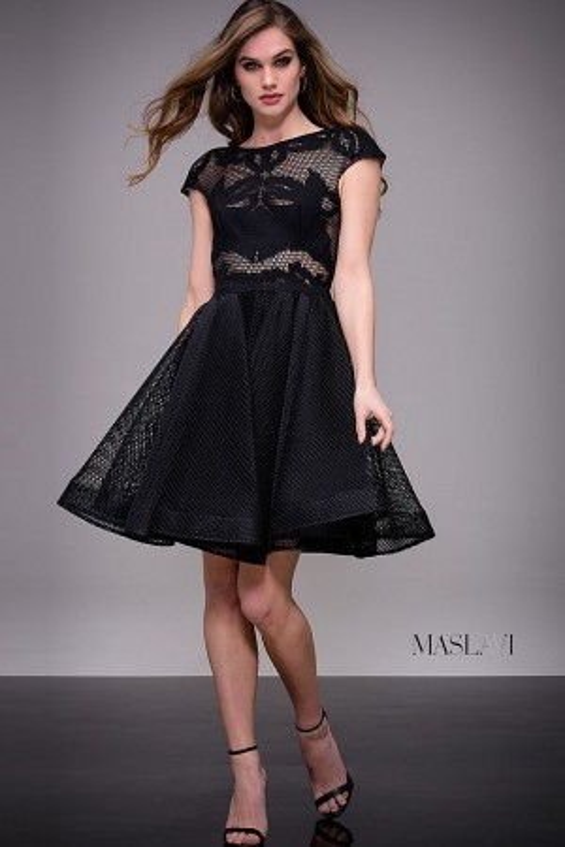 Jovani - Dress Style M433